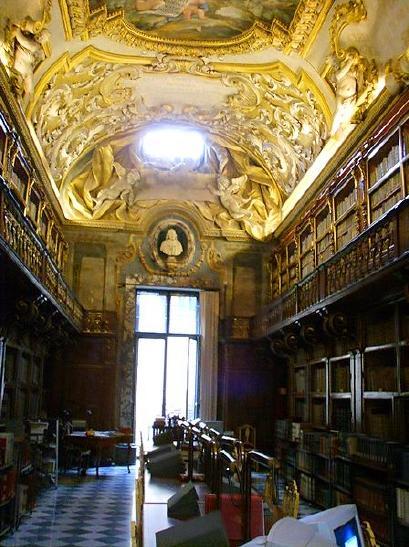 메데치 궁의 도서관.jpg