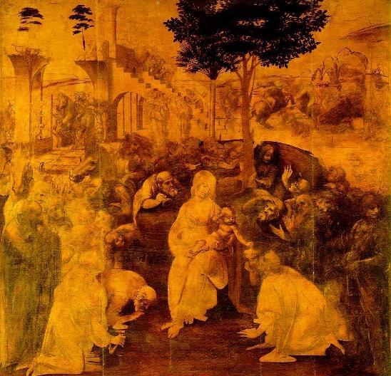 레오나르도 다빈치의 동방박사의 경배.jpg
