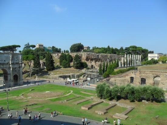 포로 로마노 028(콜로세움쪽에서).jpg